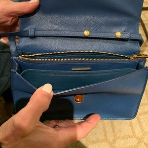 Handbags - Inside of Prada purse